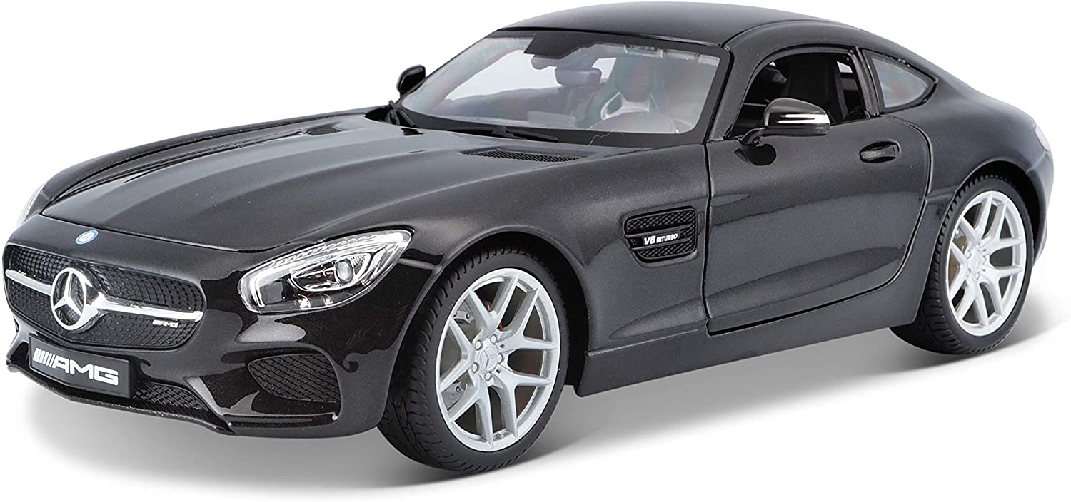 Maisto 1:18 Scale Mercedes-Benz AMG GT Die-cast Coupe scale Model Car