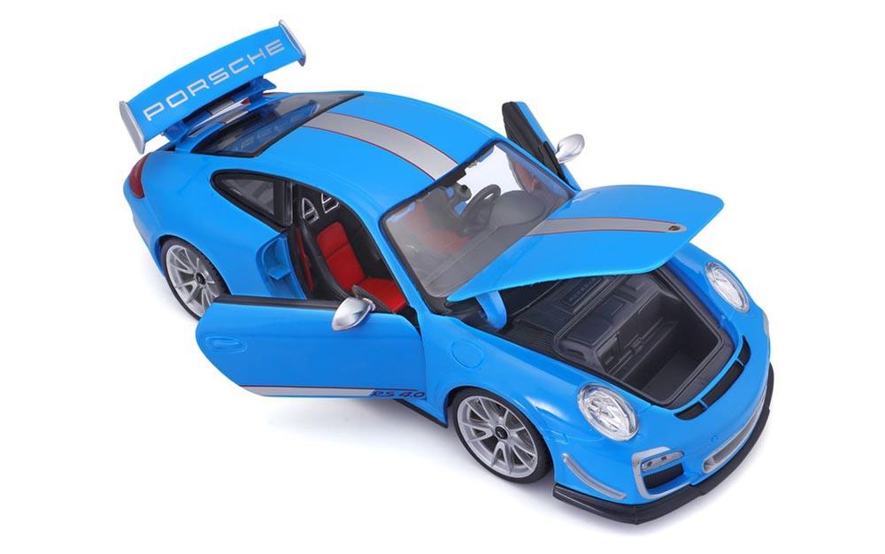Bburago 1 18 Scale Porsche GT3 RS Die-Cast Model Sports Car