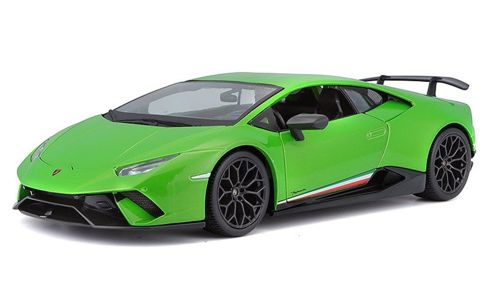 Maisto 1:18 Scale Lamborghini Huracan Performante Die-Cast Sports Model Car