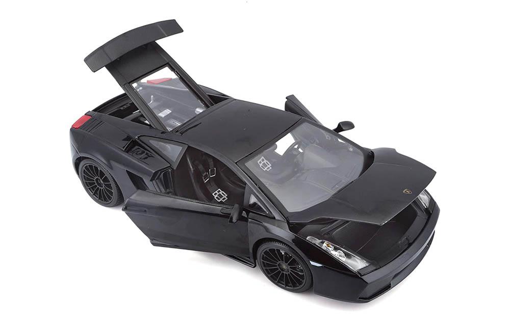 Maisto 1:18 Scale Lamborghini Gallardo Superleggera 2007