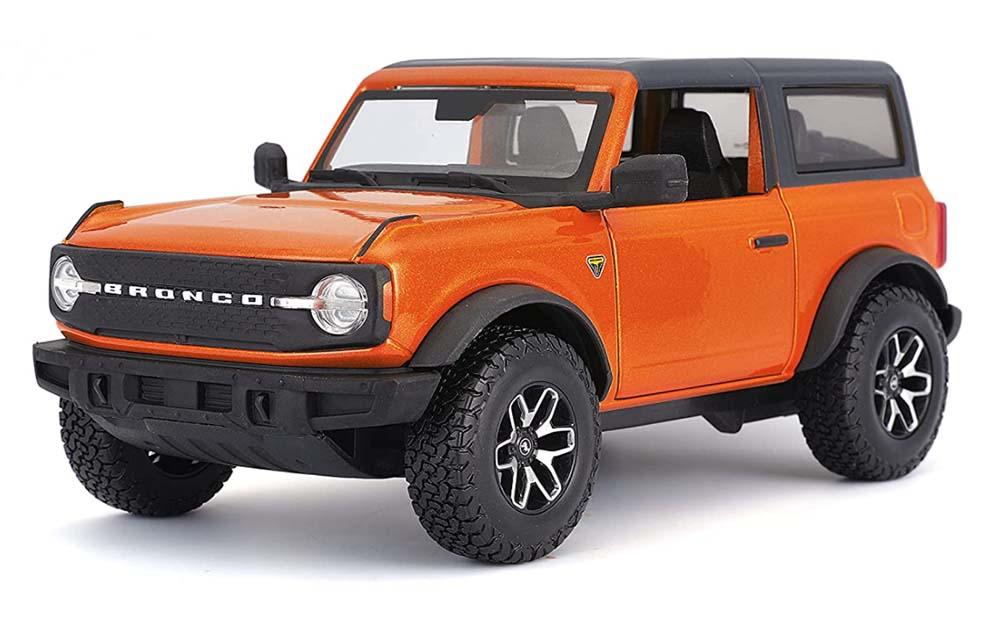 Maisto 1:27 Ford Bronco (2021)